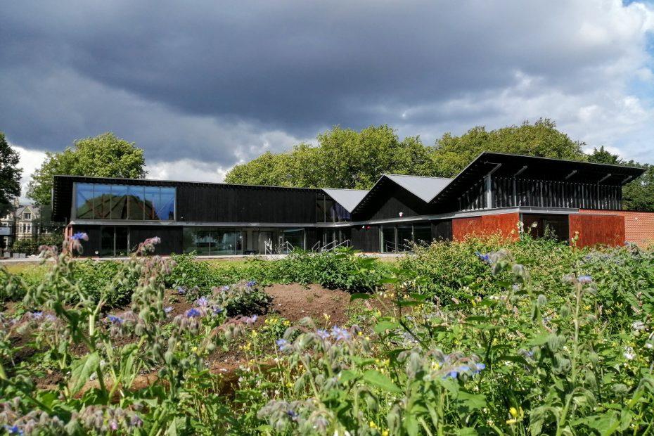 Grange Pavilion